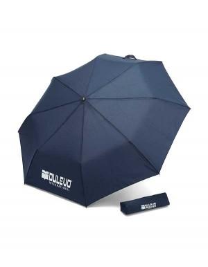 Mini ombrello con logo Dulevo stampato a un colore.